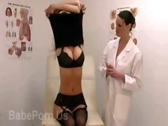 lesbian babes large natural tits gyno fetish
