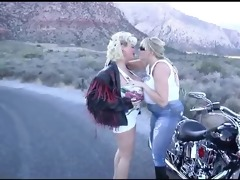 large tit biker doxies