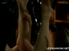 lesbian slut tortured in chains