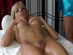 hawt fetish lesbo act