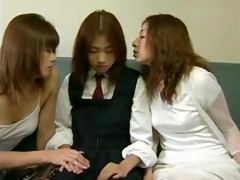 japanlez - oriental chicks abuses hotty