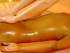 ardent tao massage by lesbo dark brown