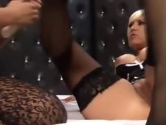 rock hard cunt lesbian bodystocking