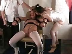 lesbo medical fetish serf in doctors sadomasochism