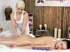 massage rooms gorgeous lesbians have intensive