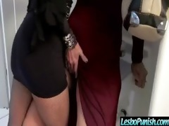 sexy hot lesbo punishing with toys cute cutie