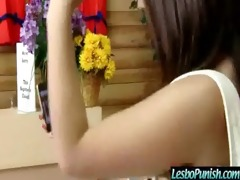 hawt hot lesbo punishing with toys cute hotty