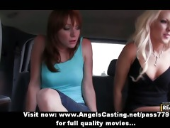 hawt lesbo hotties licking cookie and bumpers