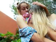 romantic lesbian adventure from usa