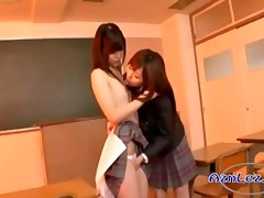 classroom lesbian babes in asia