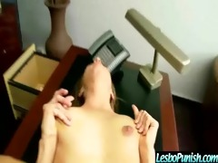sexy angel receive chastise with sextoy toys by