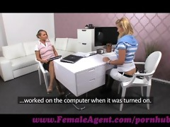 femaleagent. let us me show you how to joy a woman