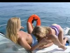 lesbian boat ride