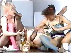 vintage bawdy bottle insertion