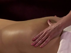 veronica snow and alex chance in lesbo masseuse 7
