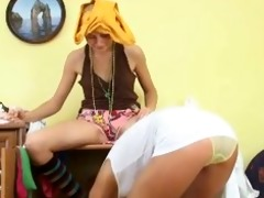 teenies masturbate little quims