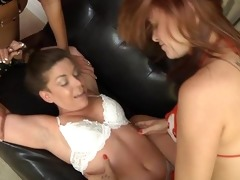 catherine and mia tickle annabella - sexy