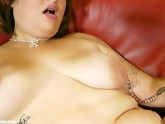 4 breasty bbw lesbian babes take up with the