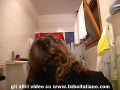 italian preggo beauty dilettante lesbian