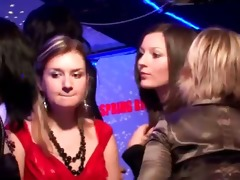 group of horny euro angels going avid part1