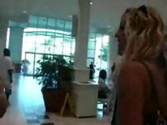 she is picks up smoking blond and fuck on awesome