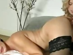 lustful lesbian babes wicked anal play