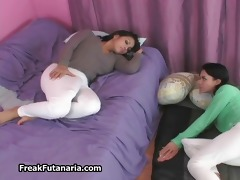 hot pillow fighting part4