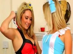 sapphic secretaries teasing
