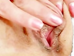 shaggy granny licks sexy milf in lesbo act