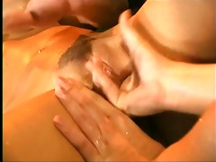 lesbo whores fucking with sex tool