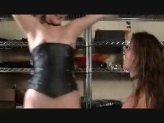 corset drubbing