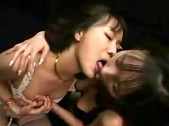 unfathomable kiss close up