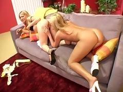memphis and kayla lesbo playtime