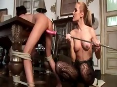 danika and sophie moon in lesbo femdom
